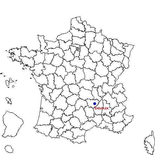 foto de Mairie Beaux (43200 Auvergne Rhône Alpes) adresse